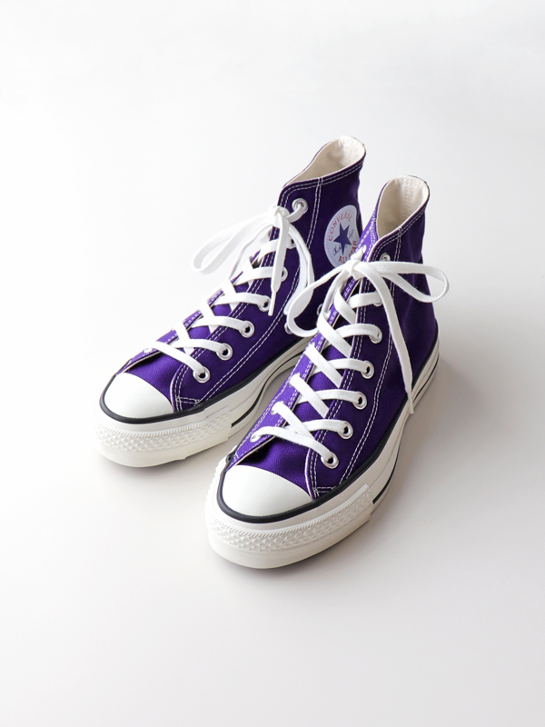 CONVERSE(コンバース) CANVAS ALL STAR J HI -PURPLE