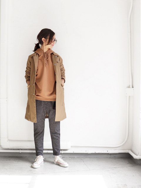 DESCENTE PAUSE(デサントポーズ) SOUTIEN COLLAR DOWN COAT