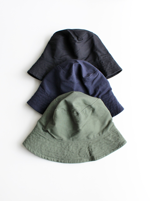 ENGINEERED GARMENTS(エンジニアードガーメンツ) Bucket Hat - Cotton double cloth
