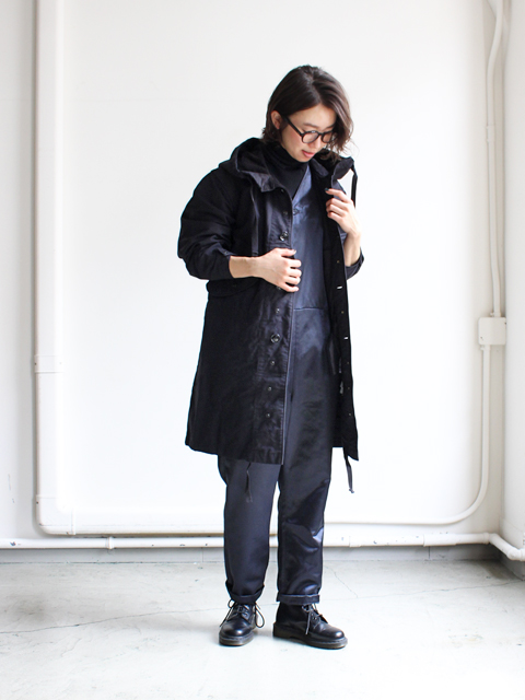 ENGINEERED GARMENTS(エンジニアードガーメンツ) Highland parka - Cotton double cloth