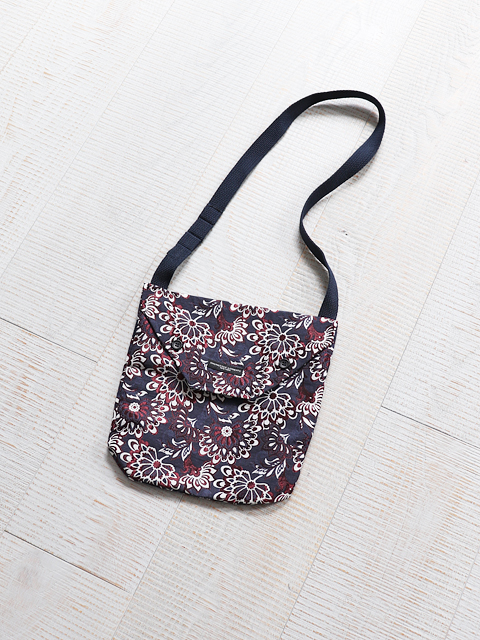 ENGINEERED GARMENTS(エンジニアードガーメンツ) Shoulder pouch -Floral Jacquard