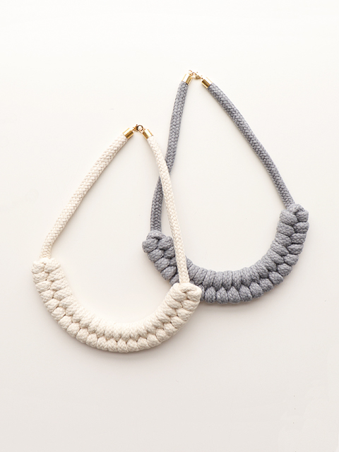 ELEANORBOLTON(エレノアボルトン)Sailor's Plait Necklace