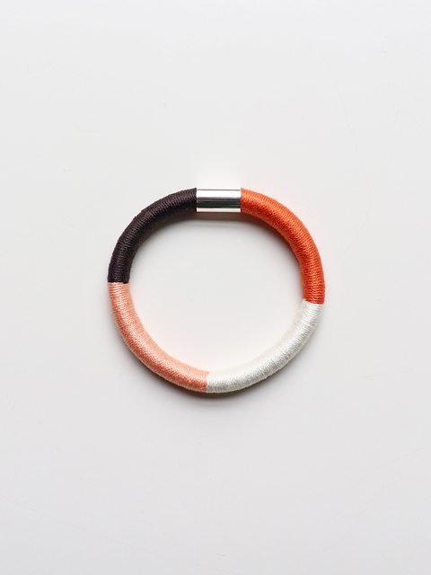 ELEANORBOLTON(エレノアボルトン) Wrapped Bangle