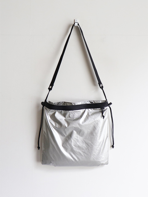 FREDRIK PACKERS(フレドリックパッカーズ) 70D SILVER RIP STOP UTILITY SACK -Large