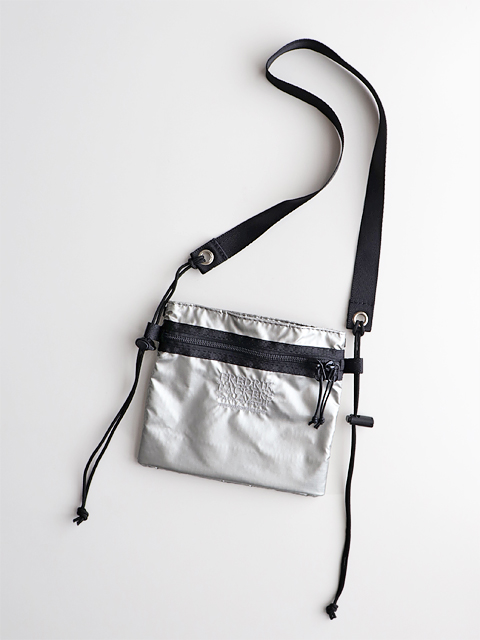 FREDRIK PACKERS(フレドリックパッカーズ) 70D SILVER RIP STOP UTILITY SACK -Small