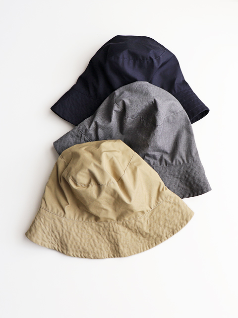 ENGINEERED GARMENTS(エンジニアードガーメンツ) Bucket Hat -pc poplin