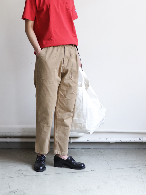 GRAMICCI (グラミチ) LOOSE TAPERED PANTS