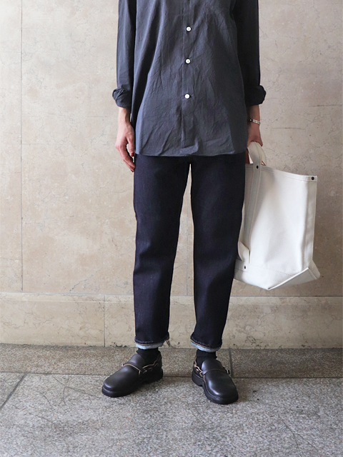 HATSKIHATSKI(ハツキ) Regular Tapered Denimハツキ) Regular Tapered Denim