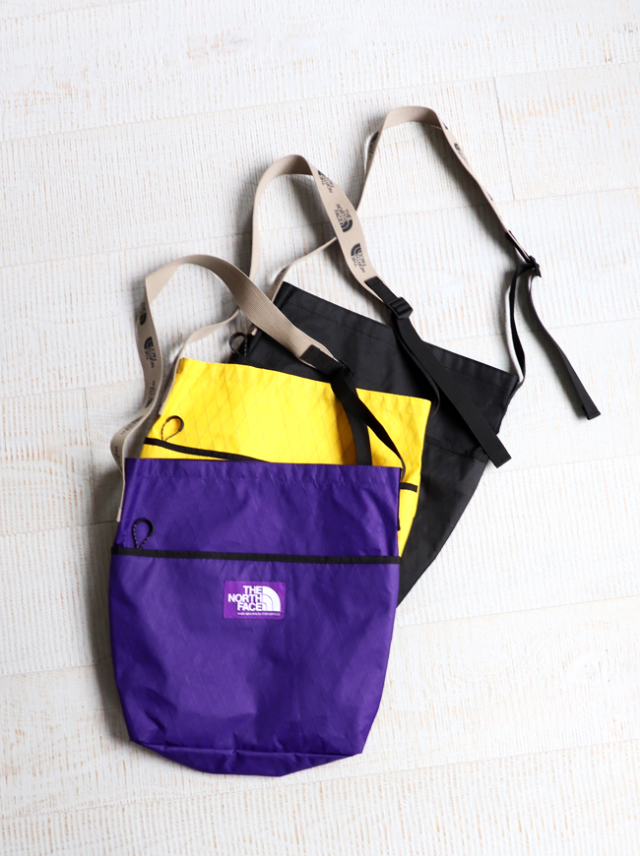 THE NORTH FACE PURPLE LABEL(ザ ノース フェイス パープルレーベル) X-Pac Shoulder Bag