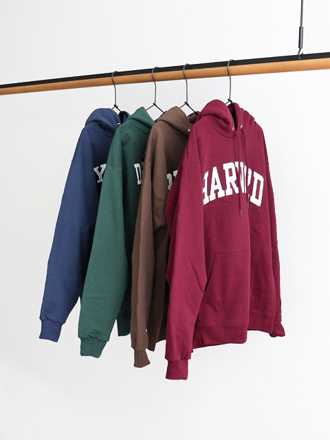 IVYSPORT (アイビースポーツ) Classic Hooded Sweatshirt