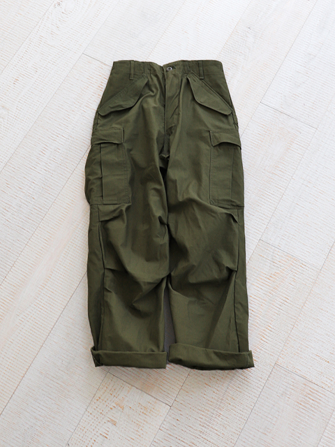 DEADSTOCK(デッドストック) US ARMY M-65 PANTS