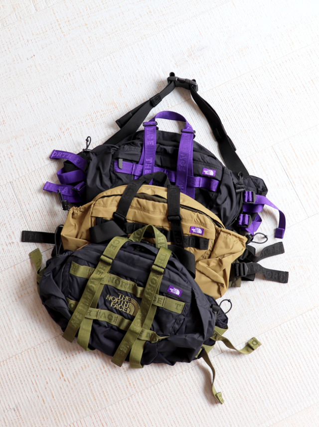 THE NORTH FACE PURPLE LABEL(ザ ノース フェイス パープルレーベル) CORDURA Nylon Lumber Pack