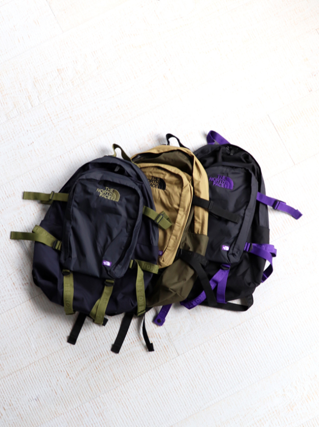THE NORTH FACE PURPLE LABEL(ザ ノース フェイス パープルレーベル) CORDURA Nylon Day Pack