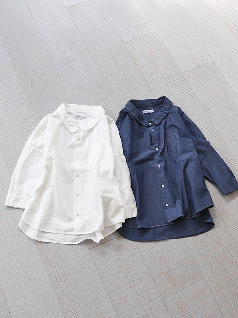 ORDINARY FITS(オーディナリーフィッツ)BARBER SHIRT