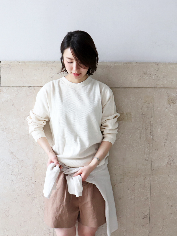 Ohh! (オー) Thermal L/S Undershirt