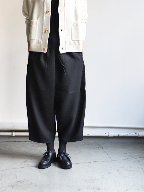 Ordinary fits(オーディナリーフィッツ) BALL PANTS -wool