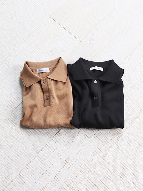 ORDINARY FITS(オーディナリーフィッツ)POLO KNIT