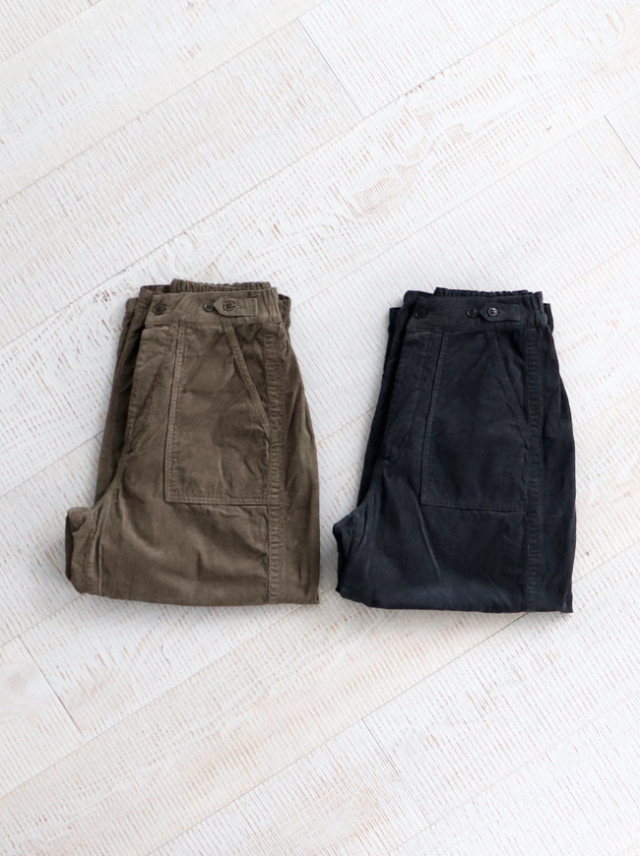 Ordinary fits JAMES PANTS CORDUROY