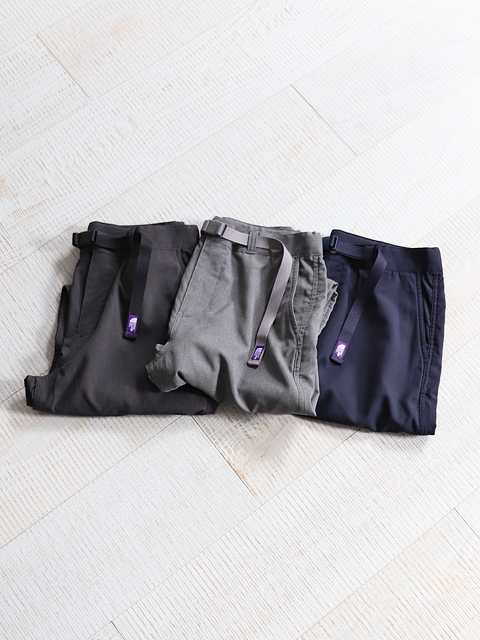 THE NORTH FACE PURPLE LABEL(ザ ノース フェイス パープルレーベル) Polyester Tropical Field Pants