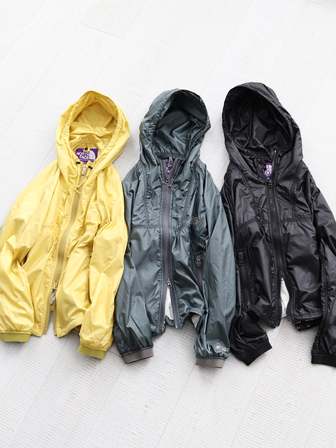 THE NORTH FACE PURPLE LABEL(ザ ノース フェイス パープルレーベル) PERTEX Mountain Wind Parka