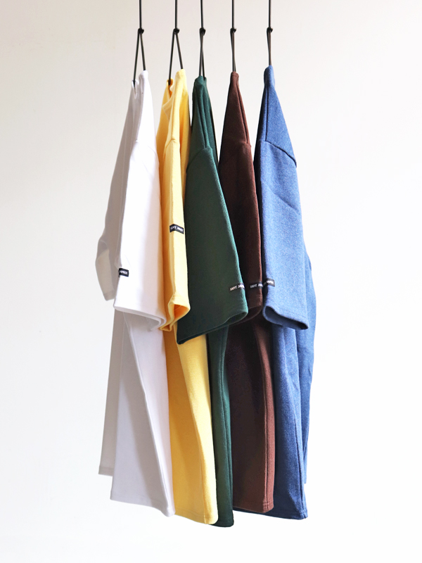 SAINT JAMES (セントジェームス) OUESSANT - LIGHT SHORT SLEEVE
