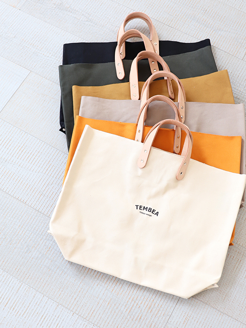TEMBEA(テンベア) PAINTER TOTE LARGE