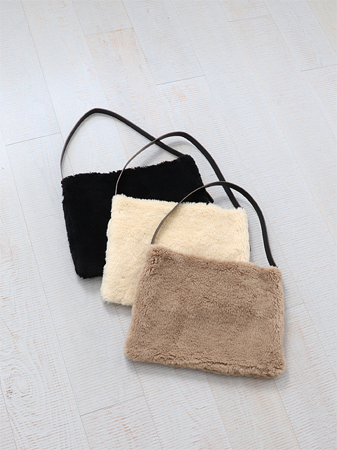 TEMBEA(テンベア)  NERO BAG -NEW-FUR