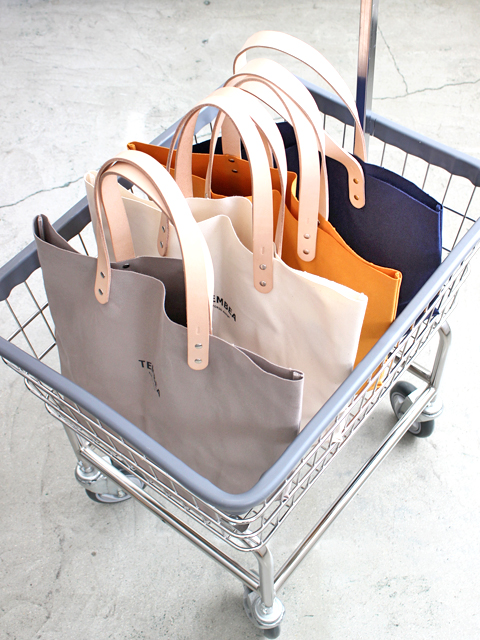 TEMBEA(テンベア) DELIVERY TOTE LOGO LARGE
