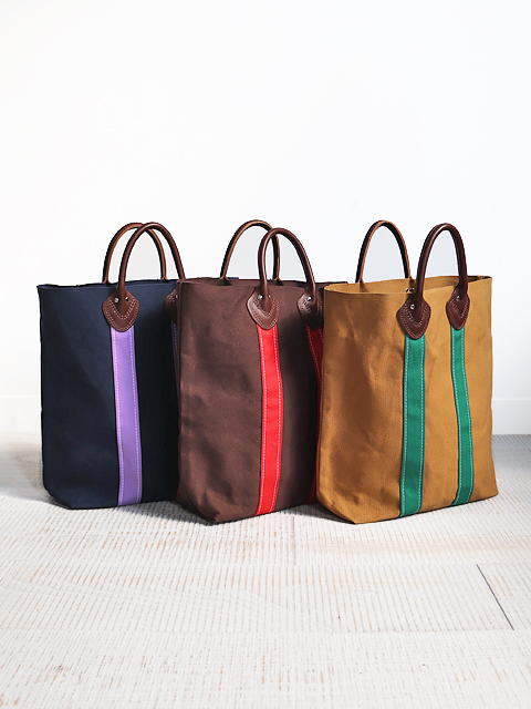 TEMBEA(テンベア) LOG TOTE -MEDIUM NEW COLOR