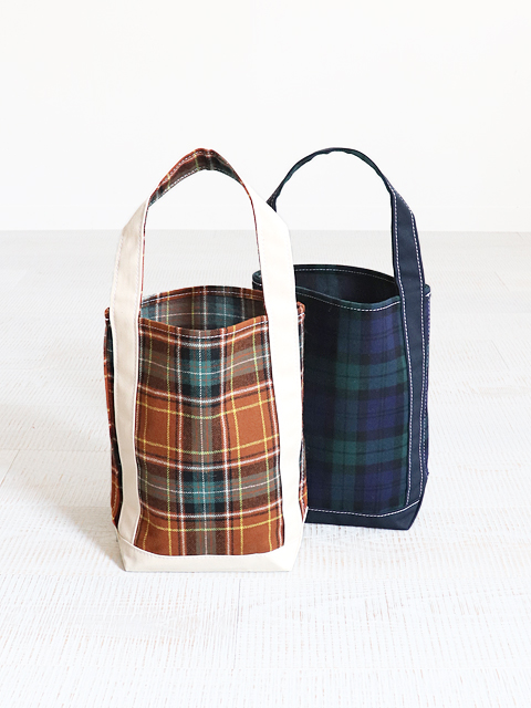 TEMBEA(テンベア) BAGUETTE TOTE SMALL WOOL