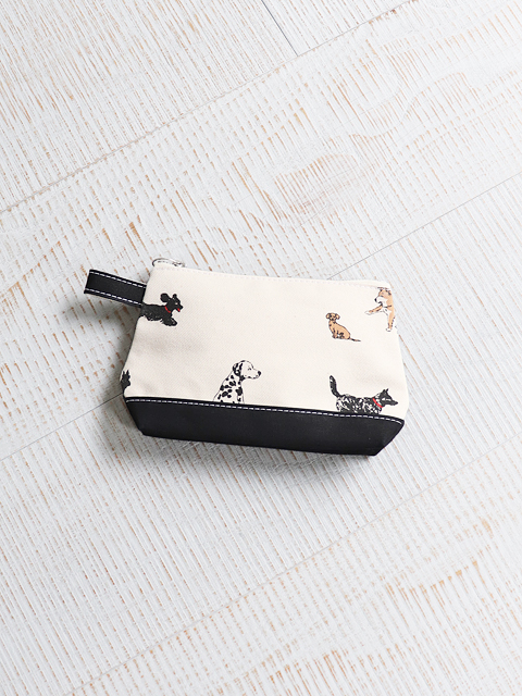 TEMBEA (テンベア)TOILETRY BAG MEDIUM -DOG