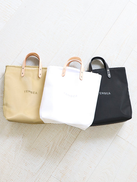 TEMBEA(テンベア) PAPER TOTE SMALL -TULLE