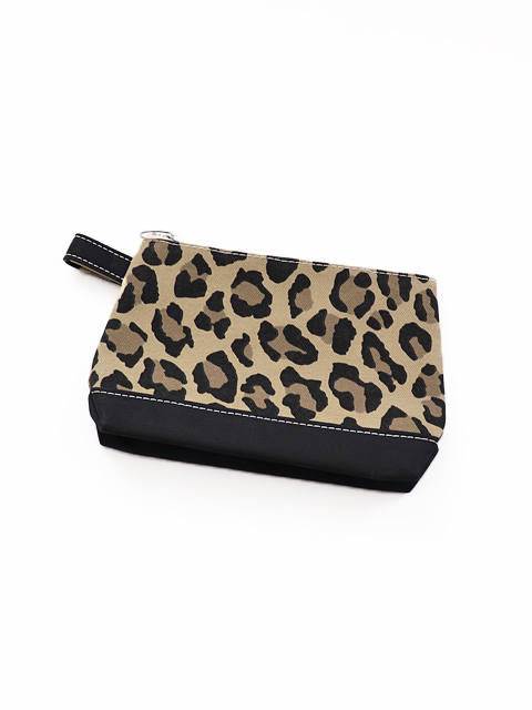 TEMBEA (テンベア)TOILETRY BAG MEDIUM -NEW LEOPARD