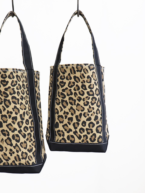 TEMBEA(テンベア) BAGUETTE TOTE SMALL -NEW LEOPARD