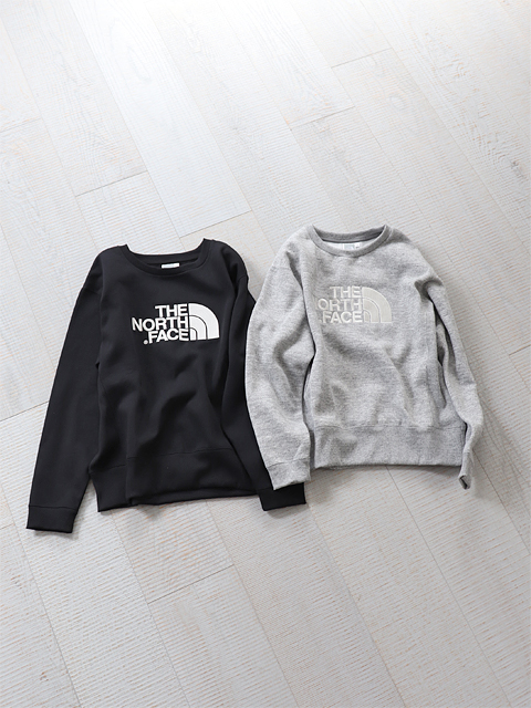 THE NORTH FACE(ザ ノースフェィス ) HEATHER SWEAT CREW