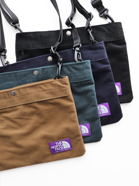 THE NORTH FACE PURPLE LABEL(ザ ノース フェイス パープルレーベル) Corduroy Shoulder Bag