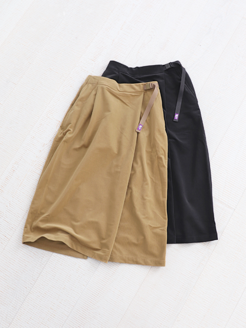 THE NORTH FACE PURPLE LABEL(ザ ノース フェイス パープルレーベル)Corduroy Field Skirt