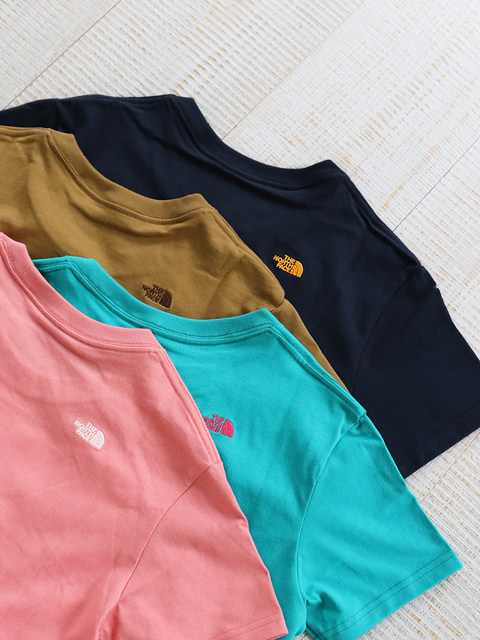THE NORTH FACE(ザ ノースフェイス )S/S Small One Point Logo Tee