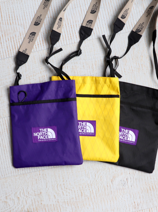 THE NORTH FACE PURPLE LABEL(ザ ノース フェイス パープルレーベル) X-Pac Shoulder Pocket