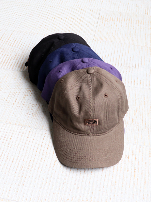 THE NORTH FACE PURPLE LABEL(ザ ノース フェイス パープルレーベル)  Cotton Twill Field Cap
