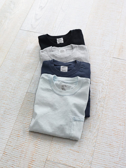 TOWNCRAFT(タウンクラフト) POCKET S/S TEE