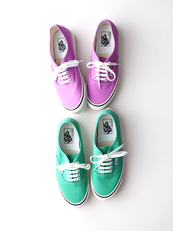 VANS (バンズ)  AUTHENTIC 44DX ANAHEIM FACTORY -OG