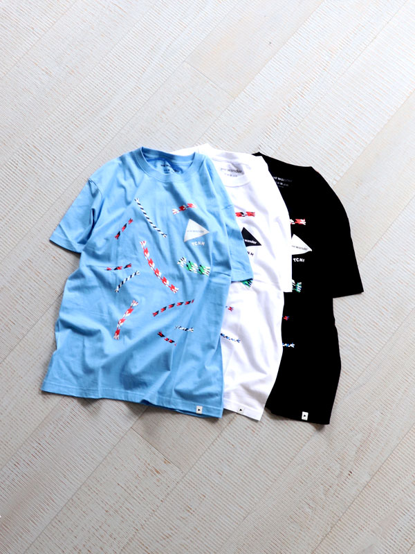 and wander(アンドワンダー) TCNM ropes T by toconoma