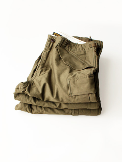 A Vontade(アボンタージ) M-1951 Trousers Modify