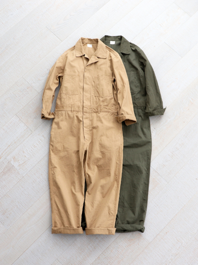 【30%OFF】A Vontade(アボンタージ) Classic Selvedge Chino.Overalls -ナイモノねだり