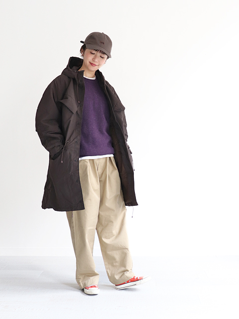 BASISBROEK(バージスブルック) TALOR -Mill Padded Nylon