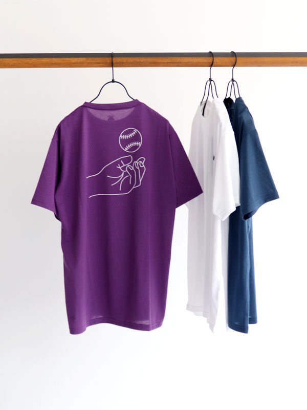 DESCENTE ddd SOUTHPAU T-SHIRT