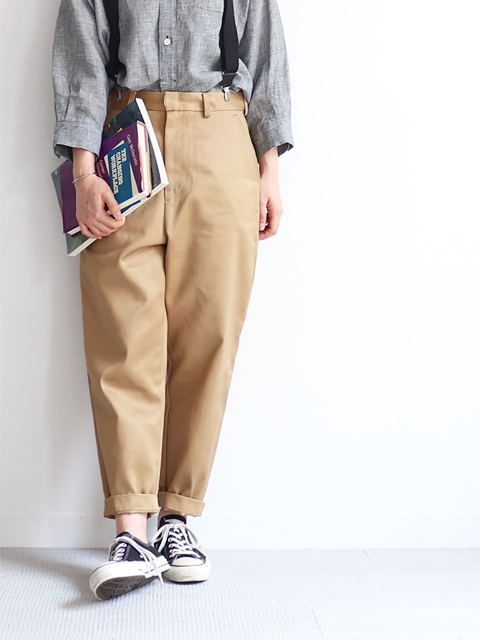 blanc(ブラン) WEST POINT RELAX TAPERED