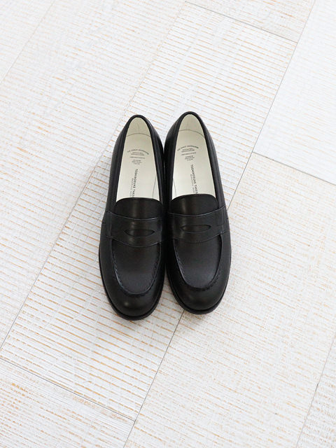 BEAUTIFUL SHOES(ビューティフルシューズ) FRENCH LOAFER -LEATHER SOLE