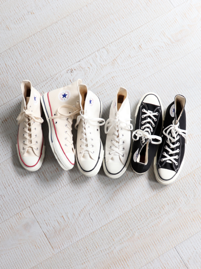 CONVERSE(コンバース) CANVAS ALL STAR J HI